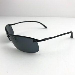 RAY-BAN sunglasses RB3183 black polarized